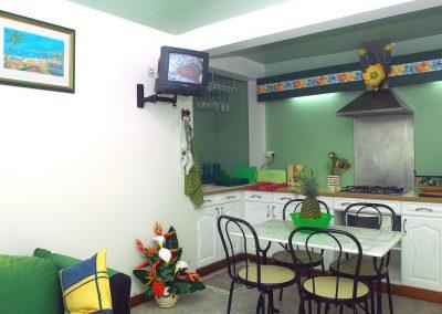 Location de vacances en Martinique appartements meublés à St-Joseph Les joyaux de Balata